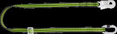 Adjustable Work Positioning Webbing Lanyard 2M