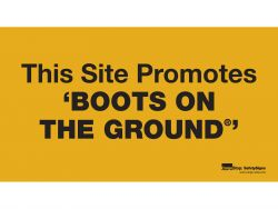 plastic-sign-this-site-promotes-boots-on-the-ground