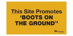 vinyl-sign-this-site-promotes-boots-on-the-ground