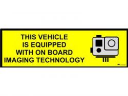 This Vehicle Is Equipped With On Board Imaging Technology